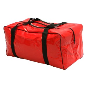 StockMaster Medium Heavy Duty Gear Bag Red/Black 65x35x35cm