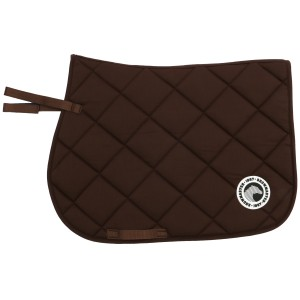 Happy Horse AP Saddle Pad - Chocolate