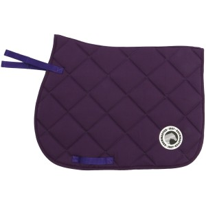 ShowMaster GP Saddle Pad Purple