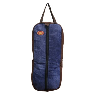 Fort Worth Bridle Bag Denim