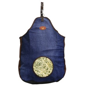 Fort Worth Hay Bag Feeder Denim