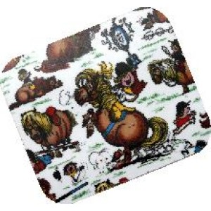 Thelwell Coasters Set of 4