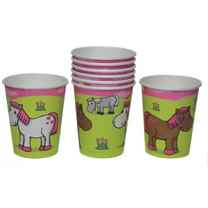 Pony Pals Party Cups Pack/8