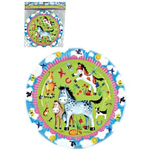 Pony Pals Party Plates Pack/8