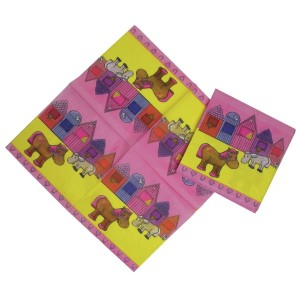 Horse Party Napkins Pack/16