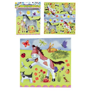 Pony Pals Party Napkins Pack/16