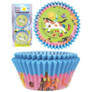 Pony Pals Party Cup Cake Cases Pack/100