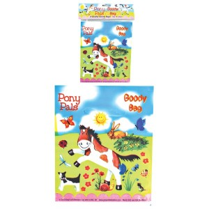 Pony Pals Party Goody Bags Pack/8