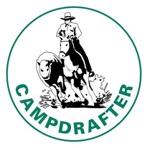 Large Sticker - Campdrafter