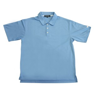 Snowbee Mens Polo Shirt - Baby Blue
