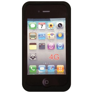 GPA iPhone Cover Black