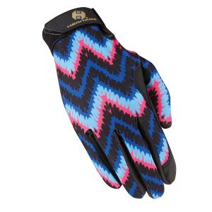 Heritage Performance Gloves - Zigzag Pattern