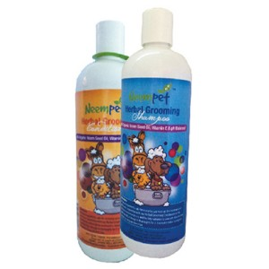 Neempet Pet Groom Shampoo 250mL