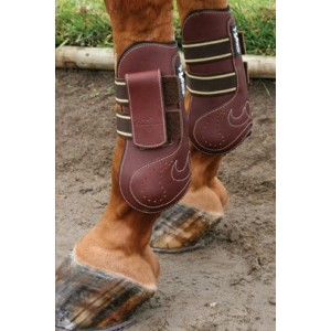Pro Choice VenTech Leather Jump Boots