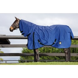 Happy Horse 600D Rain Sheet Combo - Blue