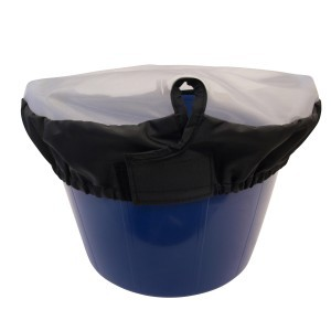 Horsemaster Mesh Bucket Hygiene Shield