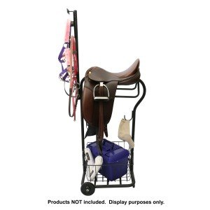 All In One Saddlery Cart