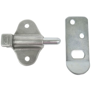 Automatic Stable Door Latch
