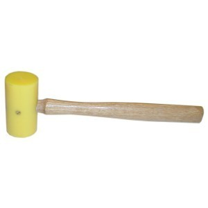 Poly Mallet for Leather Work 9oz