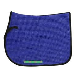Bambino Air Flow Saddle Pad - Blue
