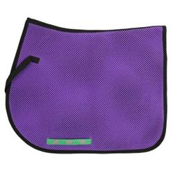 Bambino Air Flow Saddle Pad - Purple