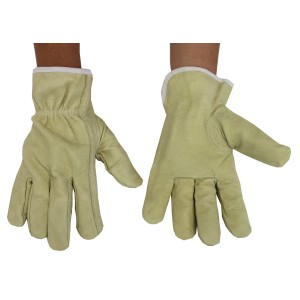 Leather Work/Roping Gloves