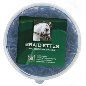 Braid-Ettes 800 Rubber Bands