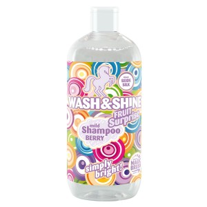 Magic Brush Wash & Shine Fruit Surprise 500mL